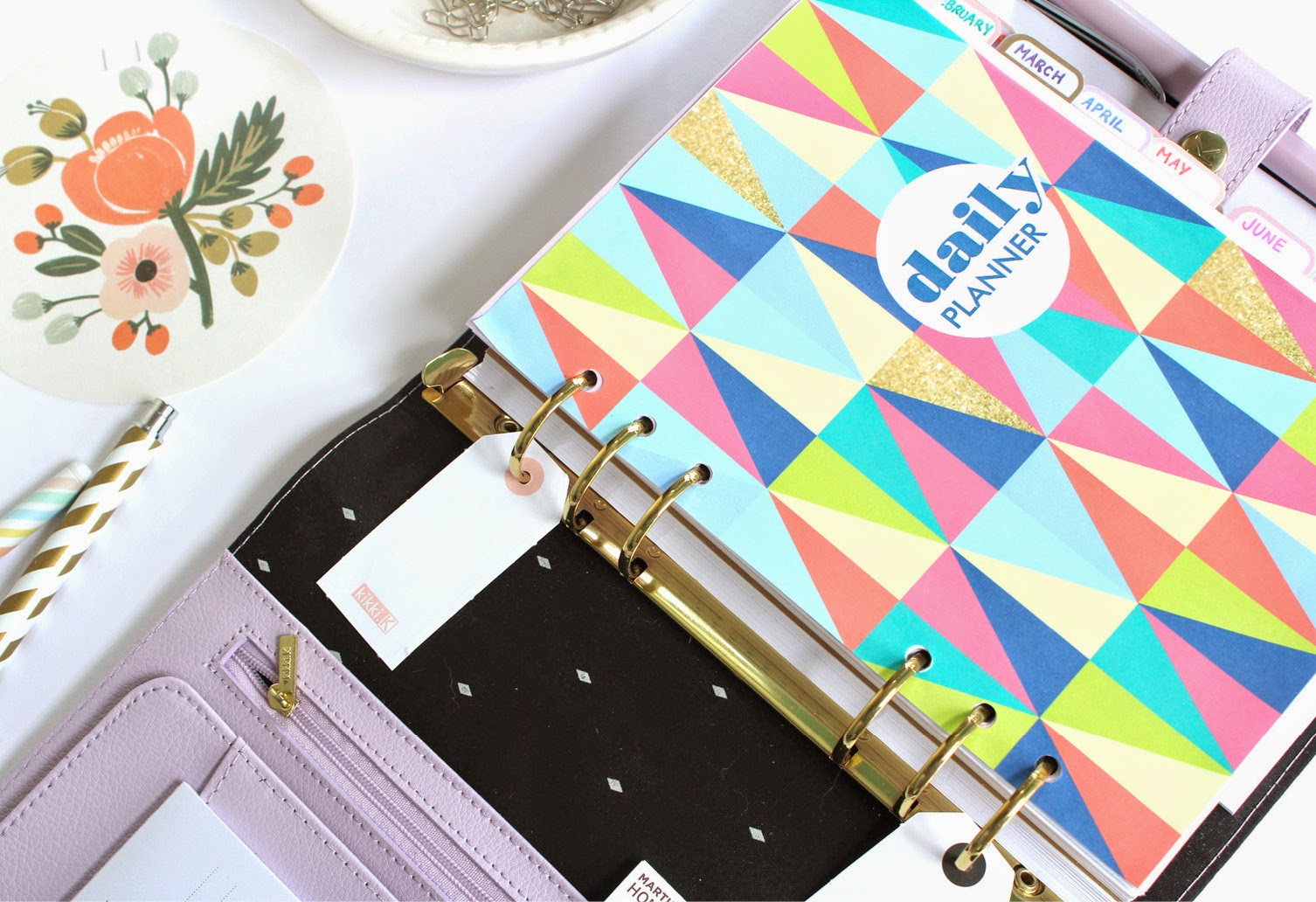 Tinysandtea: Shop Update: 2015 Daily Planner Printable