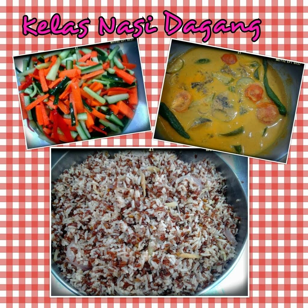 Kelas DIY Nasi Dagang RM200 perhead