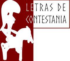 LETRAS DE CONSTESTANIA