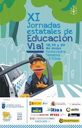 XI Jornadas Estatales de Educación Vial