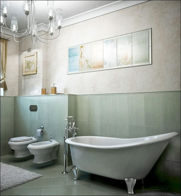 Very small bathroom decor ideas bathroom decor for Tiny toilet ideas