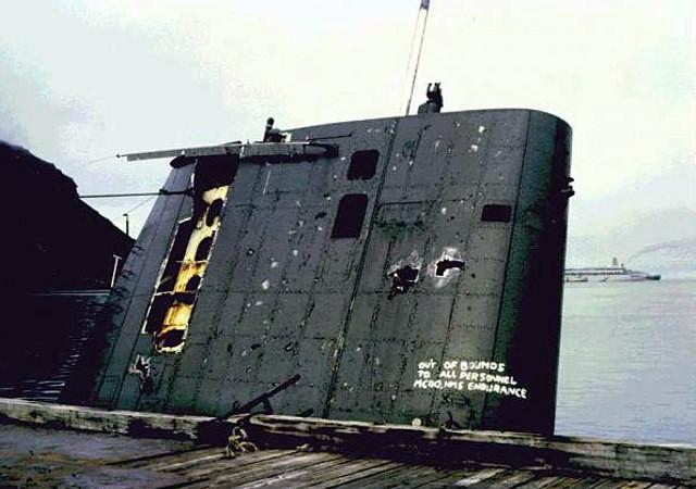 Фолькледская война 1982 - Санта-Фе