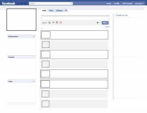 Welcome to my world post blank status in facebook for Facebook welcome page templates