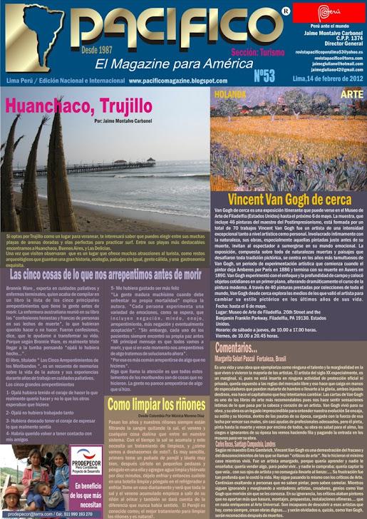 Revista Pacífico Nº53 Turismo