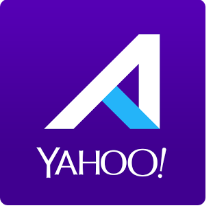 Yahoo Aviate Logo