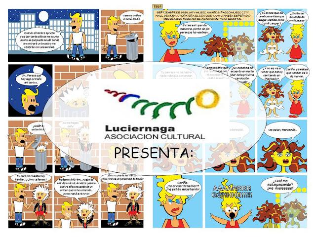 Asociación Luciérnaga presenta: