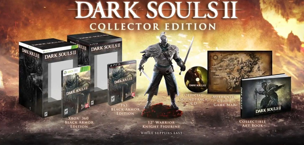 Dark Souls 2 Collectors Edition Reveal