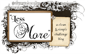 Less is More Challenge Blog