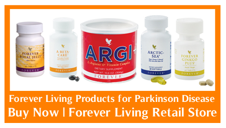 forever living products for parkinson disease
