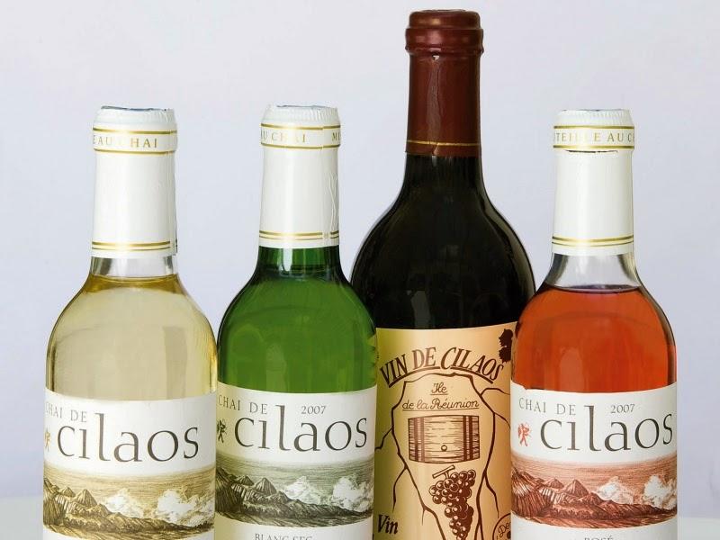 Vin de Pays Cilaos La Réunion
