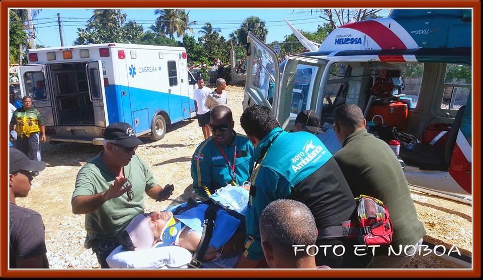 CONFIRMADO: Jorge Cavoli se accidento y permanece en Clinica Abreu