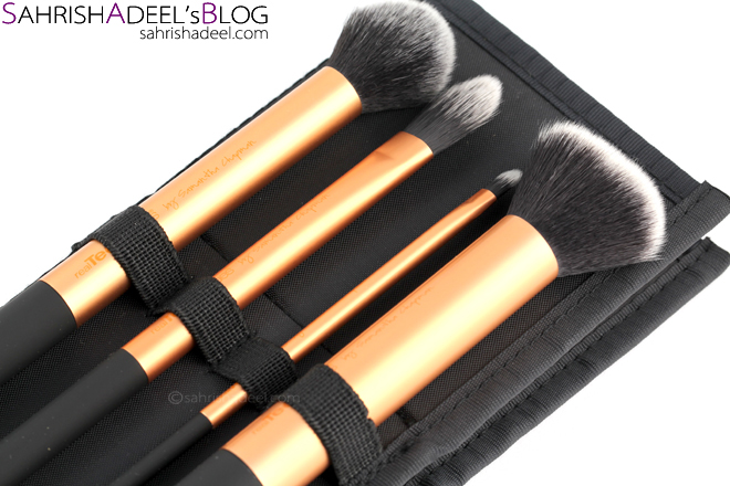 Core Collection by Real Techniques - Review