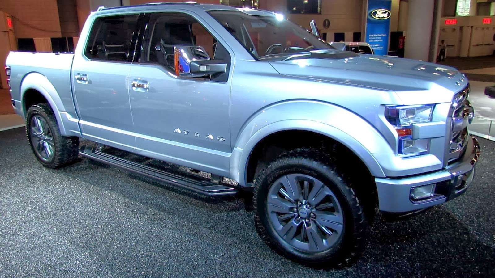 2015 ford f150 atlas release date and concept car release date. Cars Review. Best American Auto & Cars Review