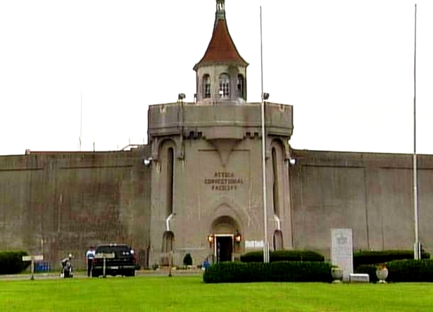 Attica Correctional Facility, New York — Constructed in 1930, this maximum security/supermax has held a number of the most dangerous criminals in the world. However, it became infamous due to the Attica Prison riot on September 9, 1971 as the prisoners demanded better living conditions and political rights. An estimated 2,200 inmates rebelled and seized the prison taking its 33 staff as hostage. The four-day negotiations led to the deaths of 39 people including 10 guards and civilian employees.