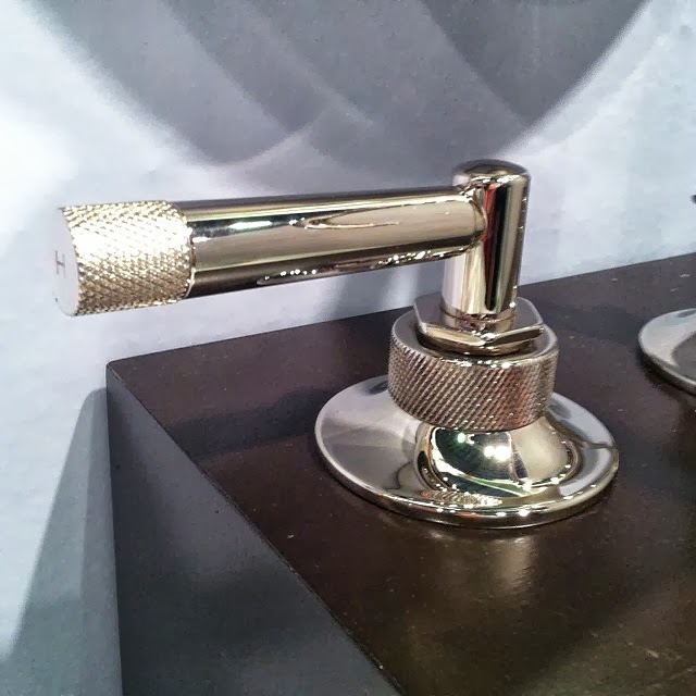 Michael Bermans New Line Of Faucets For Rohl Elevating The Industrial To An Almost Jewel Like Chicness Glad See A Talented Local Designer Taking