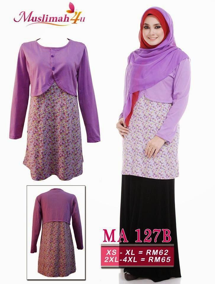 T-shirt-Muslimah4u-MA127B