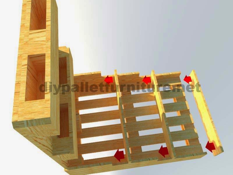 Planos e instrucciones paso a paso - Jardineras en escalera ...