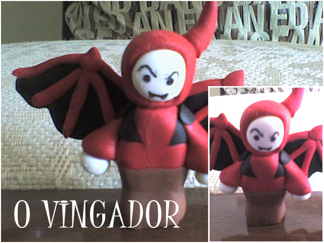 The Venger Clay Art por rpglord