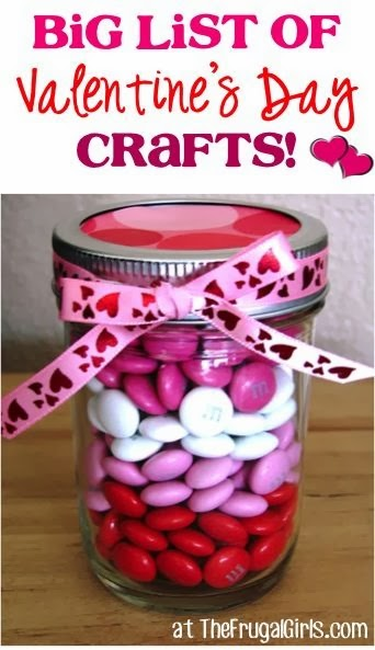 Pinterest everything pinterest everything valentines day for Craft ideas for valentines day