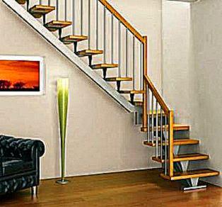 Gambar Desain Tangga Rumah Minimalis Modern  MinimalisDesign