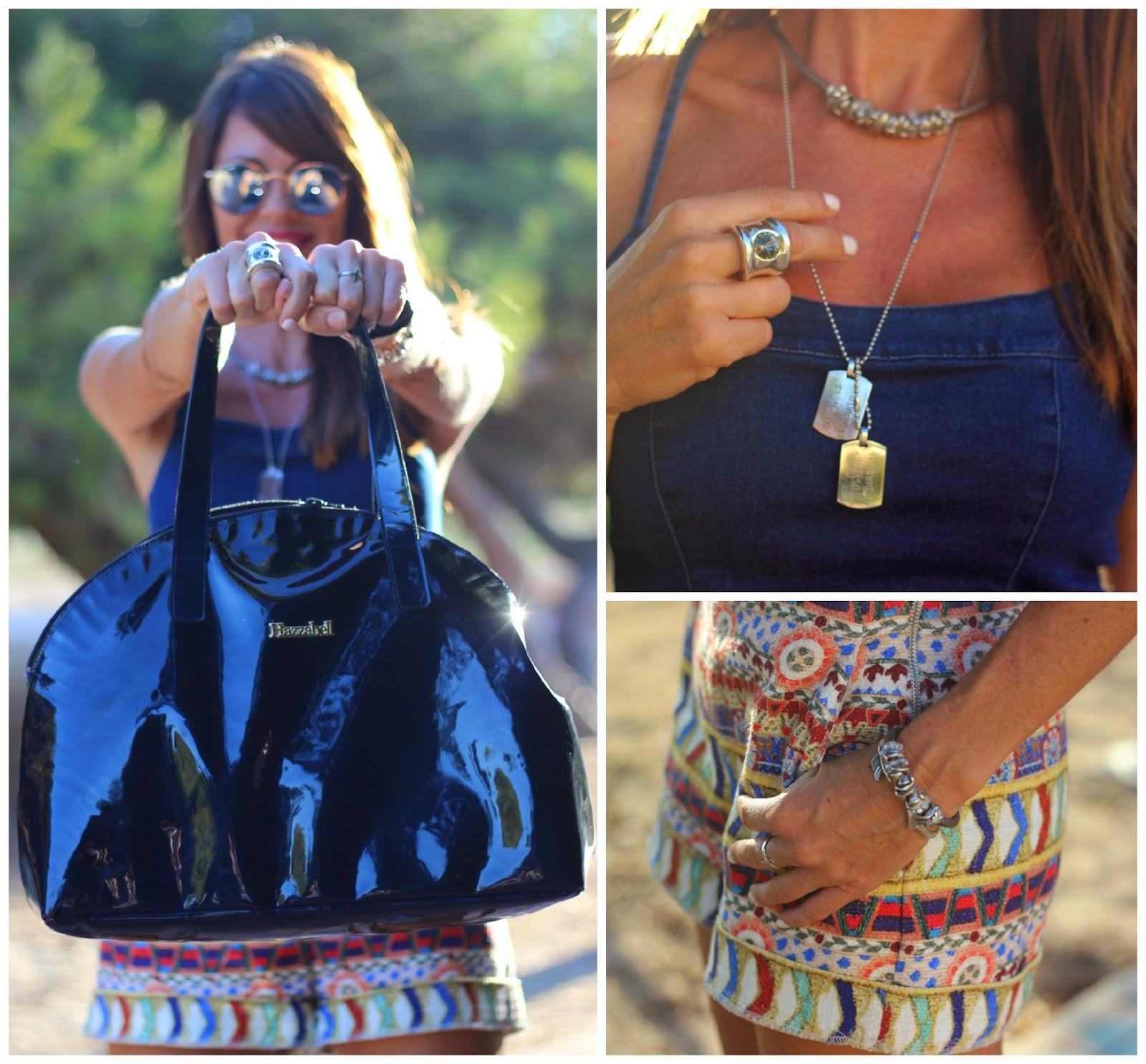 Streetstyle 2014 - Shorts Zara - Crop top denim
