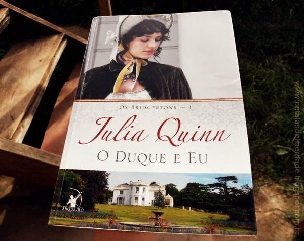 livro, O Duque e Eu, Julia Quinn - Arqueiro- resenha- trechos