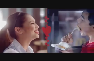 Watch Video fo AlDub McDonald Commercial