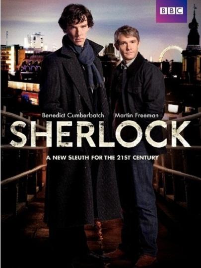 Baixar Sherlock 1ª Temporada Download Grátis