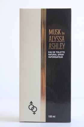 Parfum Alyssa Ashley Musk