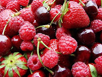 Red Fruits and Vegetables health benefits