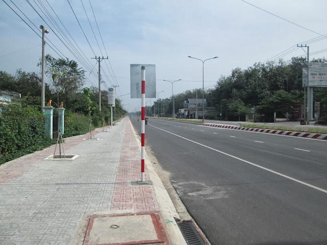 quốc lộ 7A Bến Cát - Bình Dương