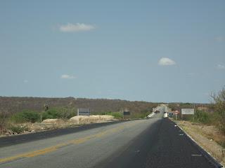 Sertão da Paraíba sofre com a seca.