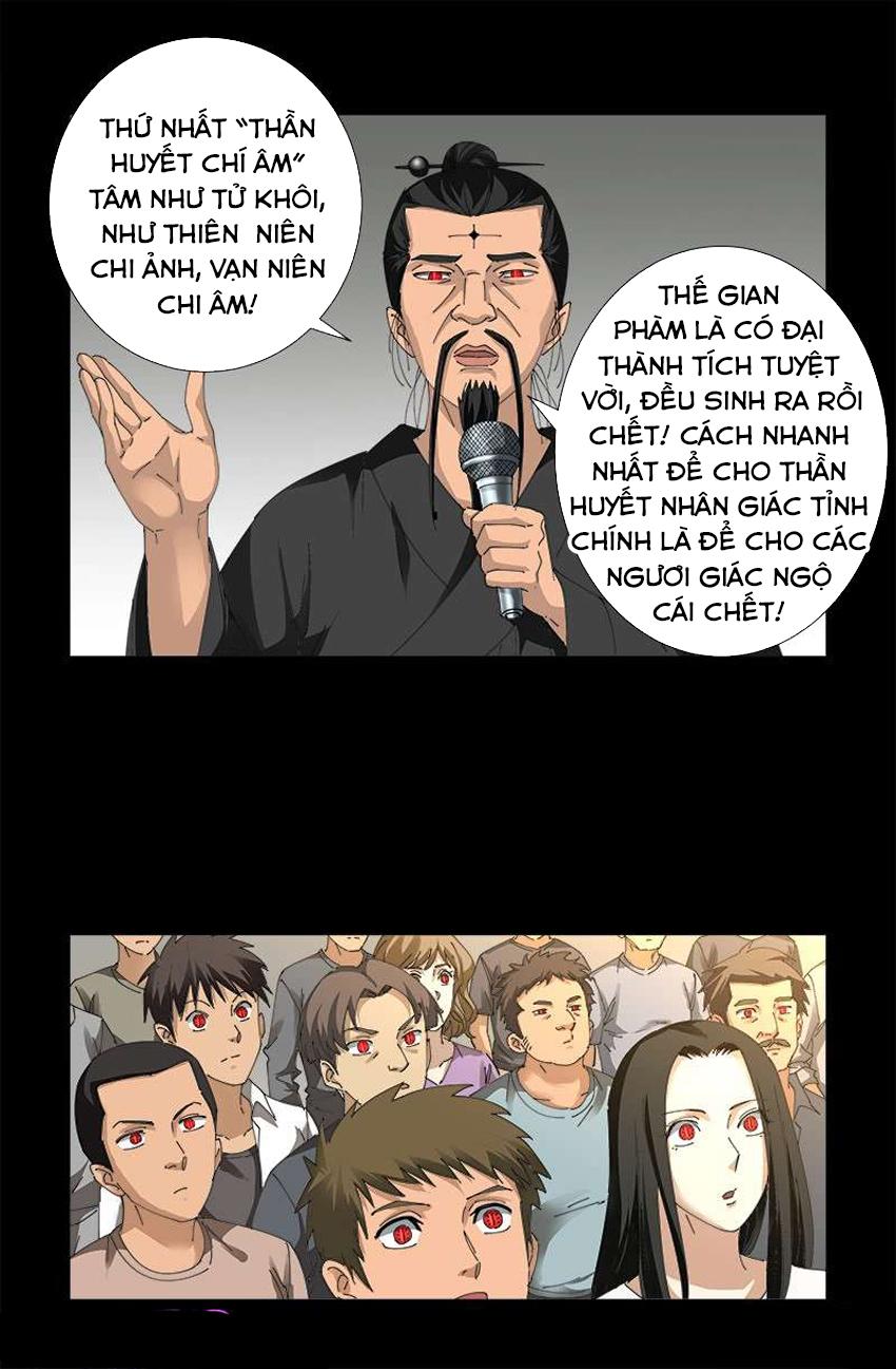 Huyết Ma Nhân Chapter 486 video - Hamtruyen.vn