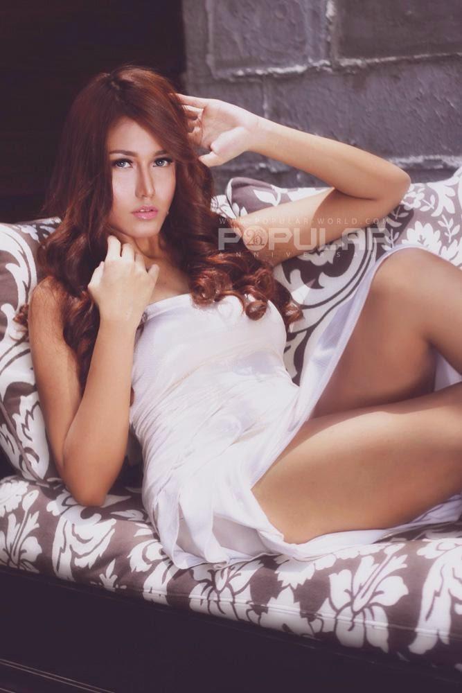foto ngentot memek  bugil mesum Koleksi Foto Seksi Maya Novethesia Model Sexy Majalah Popular
