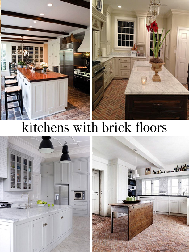 meet me in philadelphia: the appeal of a brick floor