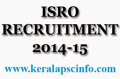 ISRO, ISRO Vacancy, ISRO 2014, ISRO Assistant, www.isro.gov.in