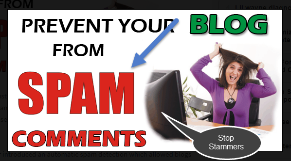 How To Automatically Remove Spam Links From Blogger Blogspot Comments