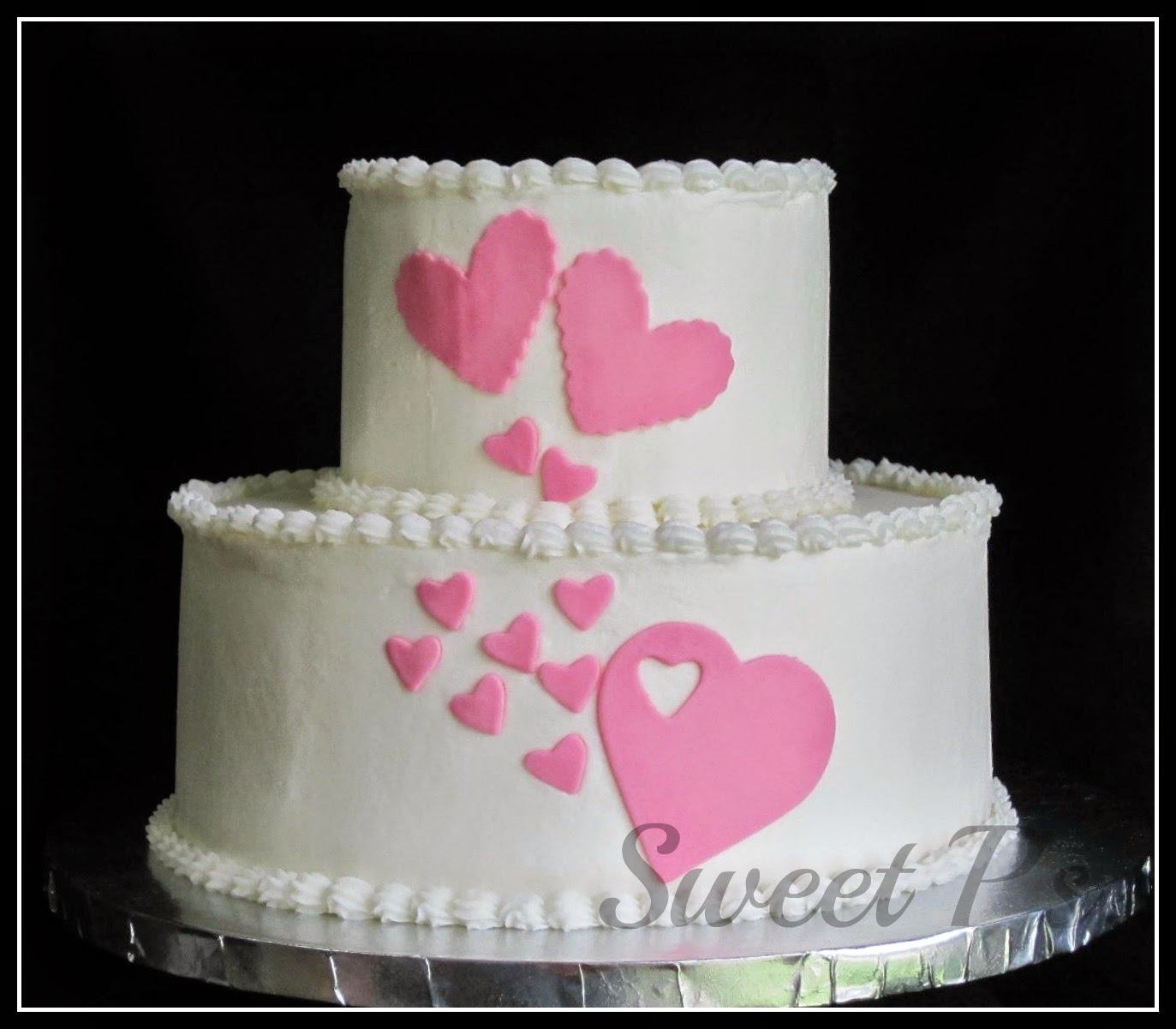 fondant applique