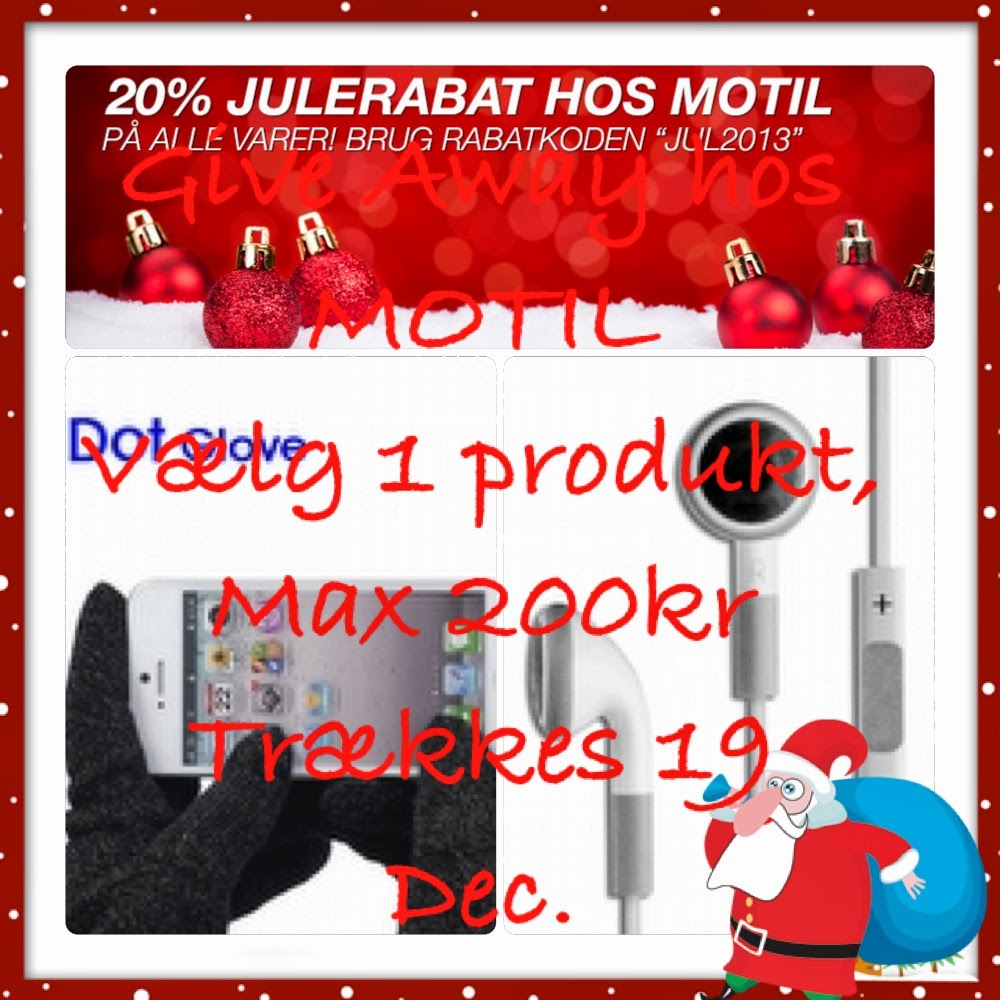 Motil Give Away