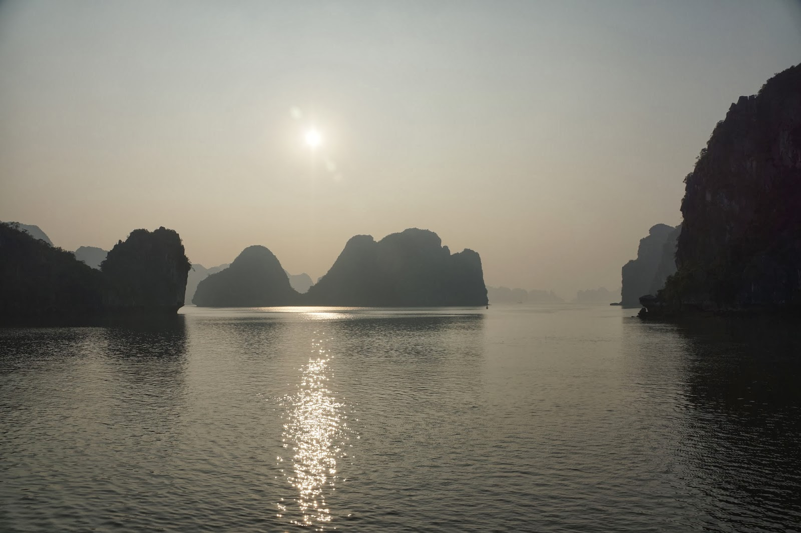Ha Long Bay Zatoka Ha Long