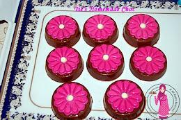 Coklat oreo flowers