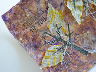 Mixed Media Leaves & Branches