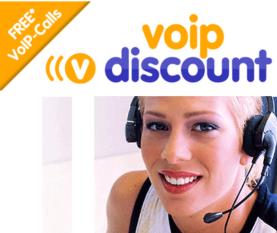 Unlimited Free Calls With Voipdiscount