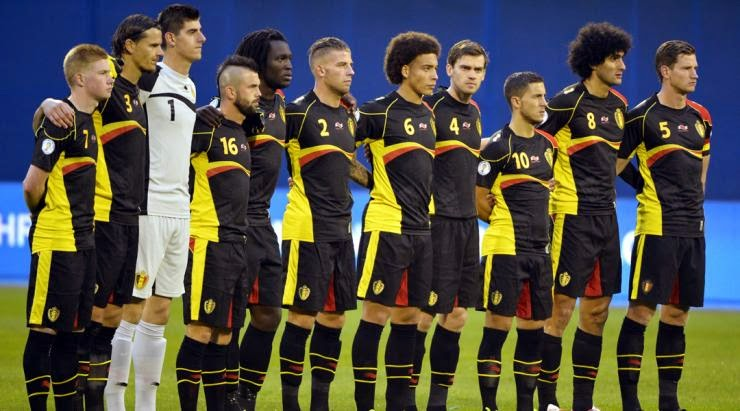 Watch Belgium live online. World Cup Brazil 2014 games free streaming. Best websites for football matches without signing up