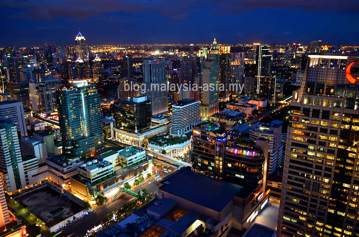 Photo of Bangkok City at night