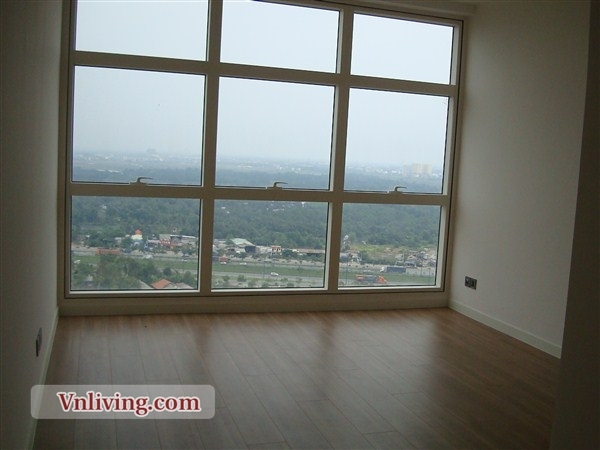 Unfurnished penthouse The Estella for rent 232 sqm 2 floors