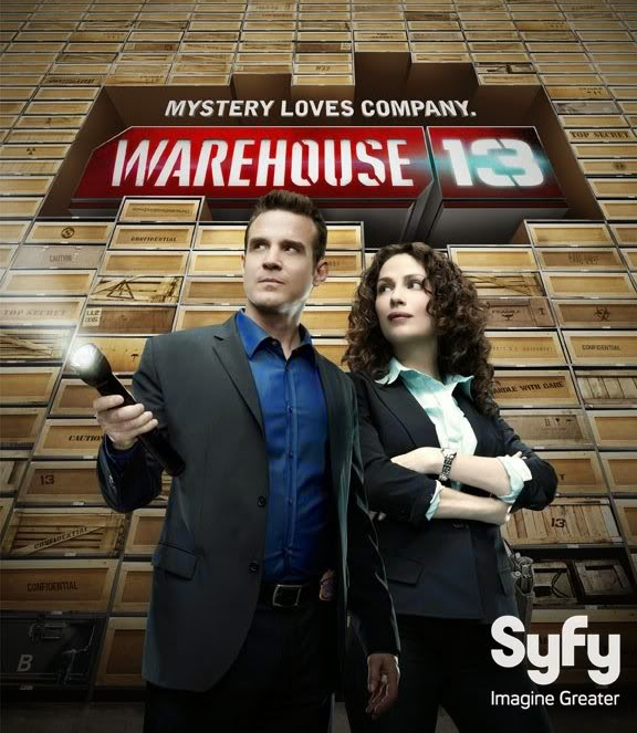 Warehouse 13 (2009-) ταινιες online seires xrysoi greek subs