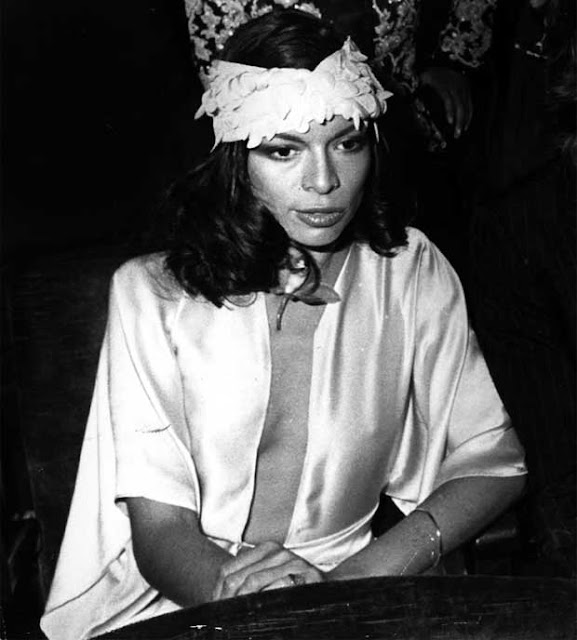 Bianca Jagger Fashion Icon