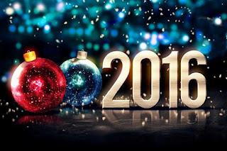 Gambar Animasi Selamat Tahun Baru 2016  Happy New Year Bergerak