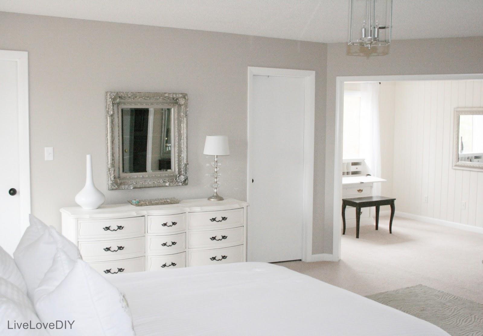 LiveLoveDIY How To Update Old Brass Fixtures - Update old bedroom furniture
